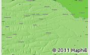 Political Map of Cacondo
