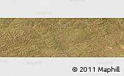 "Satellite Panoramic Map of the area around 13°24'15""S,27°16'29""E"
