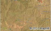 "Satellite Map of the area around 13°24'15""S,28°7'30""E"