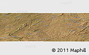 "Satellite Panoramic Map of the area around 13°24'15""S,29°49'30""E"