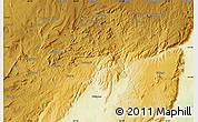 Physical Map of Esau