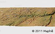 "Satellite Panoramic Map of the area around 13°24'15""S,30°40'29""E"