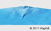 """Political Panoramic Map of the area around 13°24'15""""S,45°7'30""""E"""
