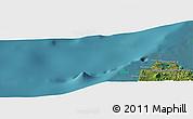 "Satellite Panoramic Map of the area around 13°24'15""S,47°40'29""E"