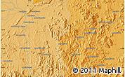 Political Map of Ambilobe