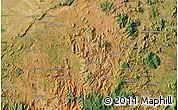 Satellite Map of Ambilobe