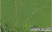Satellite Map of Alto Madidi