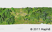 "Satellite Panoramic Map of the area around 14°15'49""N,108°1'30""E"