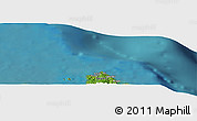 "Satellite Panoramic Map of the area around 14°15'49""N,124°10'30""E"
