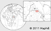 """Blank Location Map of the area around 14°15'49""""N,40°1'29""""E"""