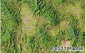 Satellite Map of Comayagua