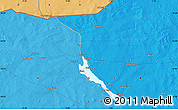 Political Map of Ayorou