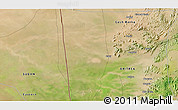 """Satellite 3D Map of the area around 14°46'42""""N,36°37'30""""E"""