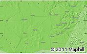 Political Map of Tahoua