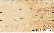 Satellite Map of Tahoua