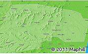 Political Map of Keïta