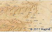 Satellite Map of Keïta
