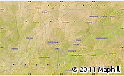 """Satellite Map of the area around 14°46'42""""N,8°25'30""""W"""