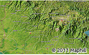 """Satellite Map of the area around 14°46'42""""N,91°43'29""""W"""