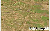Satellite Map of Cacaco