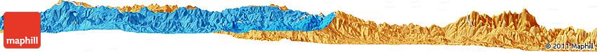 Political Horizon Map of Andapa