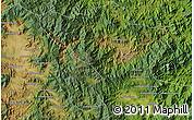 Satellite Map of Andapa