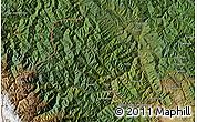 Satellite Map of Asilla