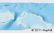 Physical 3D Map of Avatoru