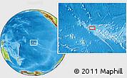 Physical Location Map of Avatoru