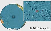 Satellite Location Map of Avatoru