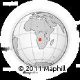 Outline Map of Rivambe, rectangular outline