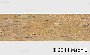 Satellite Panoramic Map of Chicawnaconta