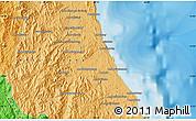 Political Map of Antalaha