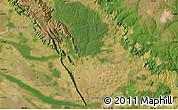 Satellite Map of Pontes e Lacerda