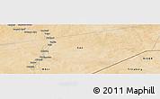 "Satellite Panoramic Map of the area around 15°17'31""N,0°55'29""E"