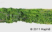 "Satellite Panoramic Map of the area around 15°17'31""N,108°1'30""E"