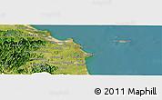 "Satellite Panoramic Map of the area around 15°17'31""N,108°52'30""E"