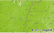 Physical Map of Sélibabi
