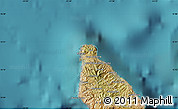Satellite Map of Charco