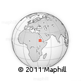 """Outline Map of the Area around 15° 17' 31"""" N, 36° 37' 30"""" E, rectangular outline"""