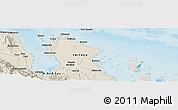 Shaded Relief Panoramic Map of Chenanadole