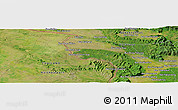 "Satellite Panoramic Map of the area around 15° 48' 18"" N, 105° 28' 29"" E"