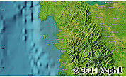 Satellite Map of Urbiztondo