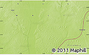 """Physical Map of the area around 15°48'18""""N,3°28'30""""E"""