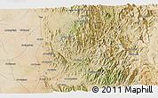 Satellite 3D Map of Ḩajjah