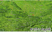 """Satellite Map of the area around 15°48'18""""N,90°1'30""""W"""