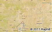 """Satellite Map of the area around 15°48'18""""N,9°16'30""""W"""