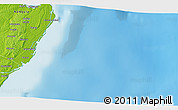 Physical 3D Map of Necotia