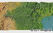 Satellite 3D Map of Maroantsetra