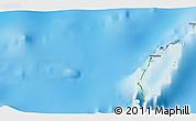 Physical 3D Map of Garumaoa